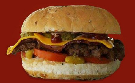 hamburguesa de competicion