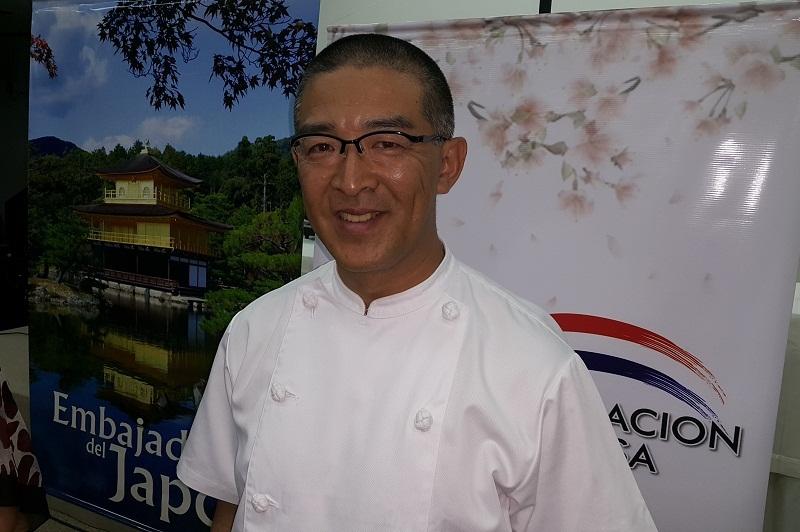 Chef Takehiro Ohno www.elomnivoro.com