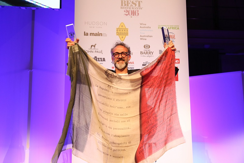 Copyright: The World's 50 Best Restaurants