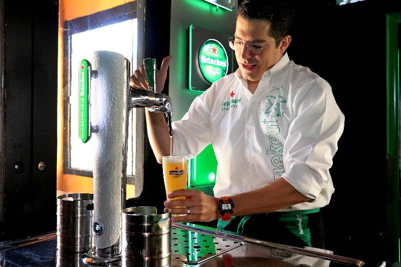Heineken Draft Helli Tello
