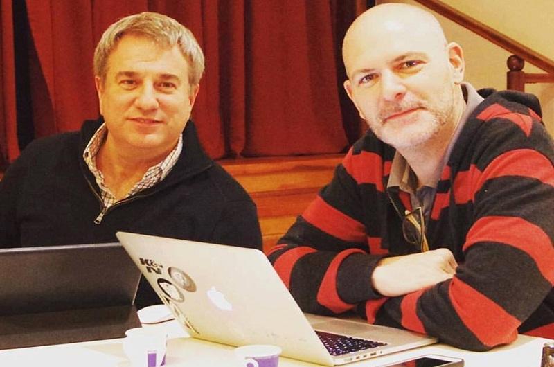 Martin Blanco y Damián del Visso