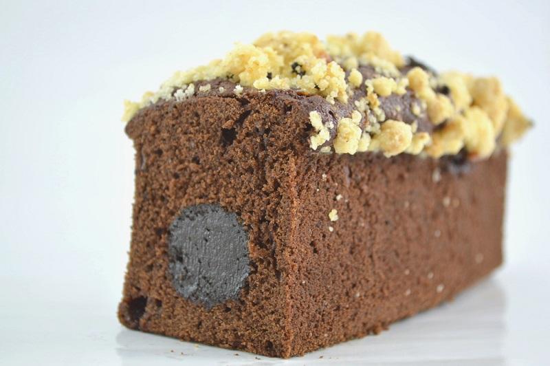 Cake chocolate y miel negra