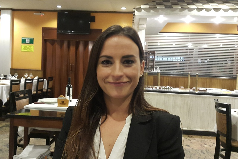 Cristina Bueno Ruíz, experta peruana en catering y organización de eventos que dictará mañana un seminario.