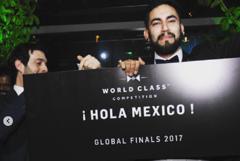 World Class Py Winner