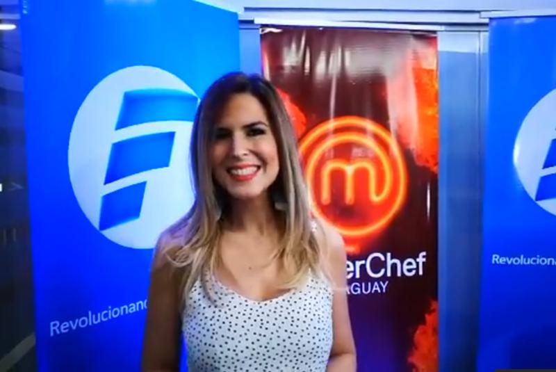 Paola Maltese será la conductora del programa MasterChef Paraguay que desde marzo se emitirá por Telefuturo.