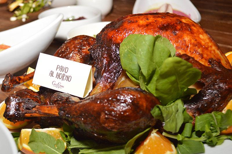 Otro de los platos que Ceci Gross prepara para las Fiestas de Fin de Año.