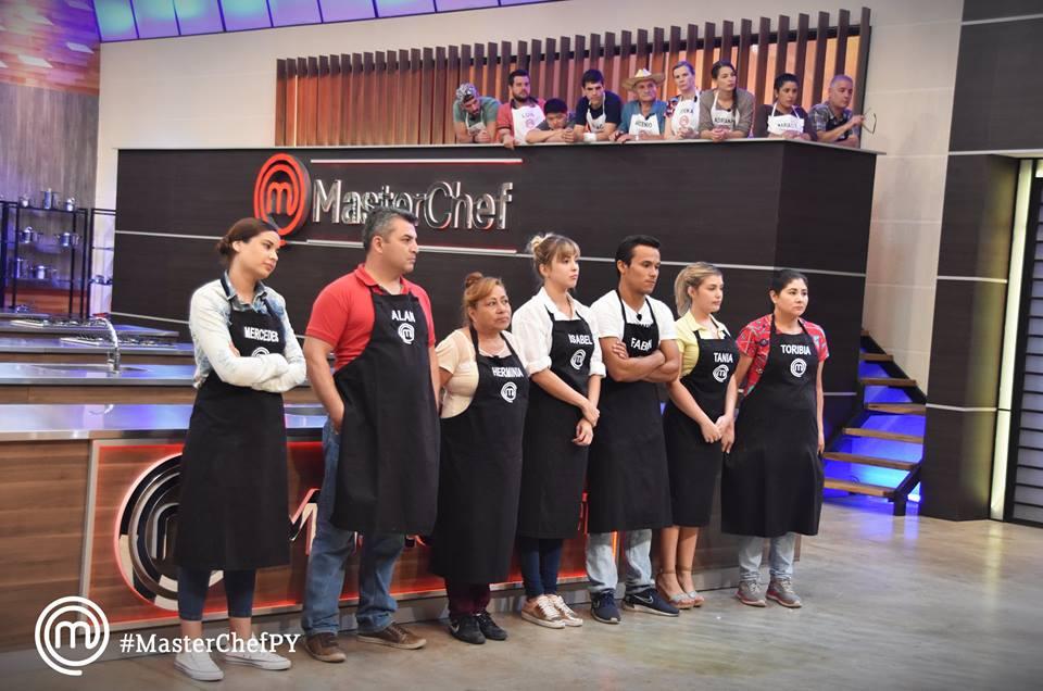 Mercedes, Alan, Herminia, Isabel, Fabián, Tania y Toribia llegaron a la ronda de eliminación. La que dejó Masterchef fue Mercedes.