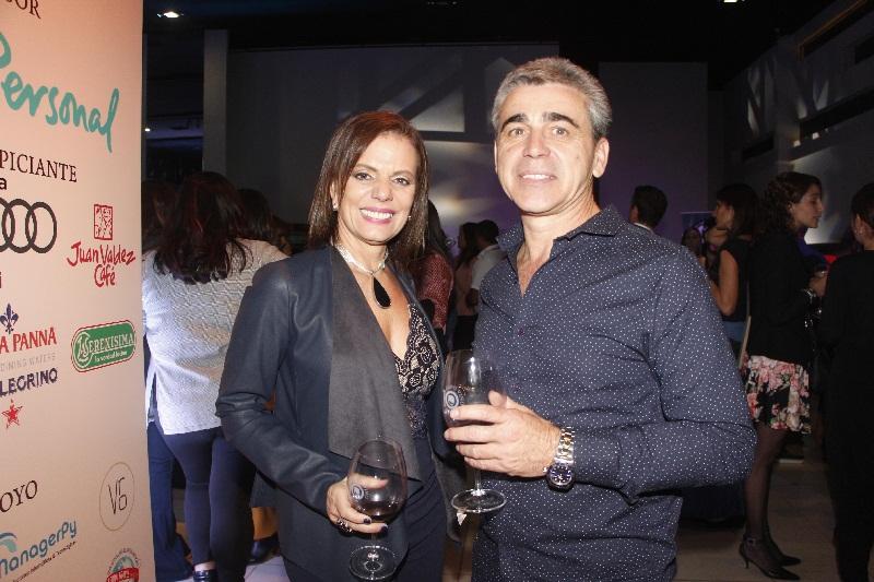 Nora Ruotti y José Bloz.