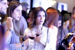 Las mujeres son mas numerosas entre el público de la Expo Vino. Una tendencia que alimentó el consumo del vino en nuestro país.