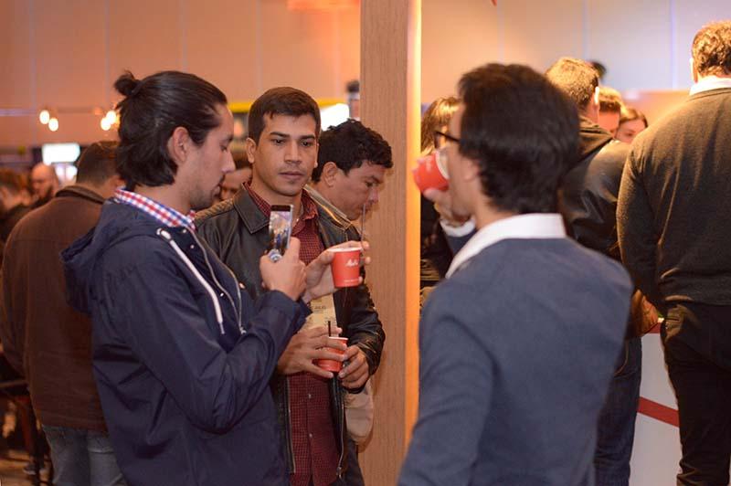 Un público mayoritariamente joven se dió cita durante los dos días del evento.