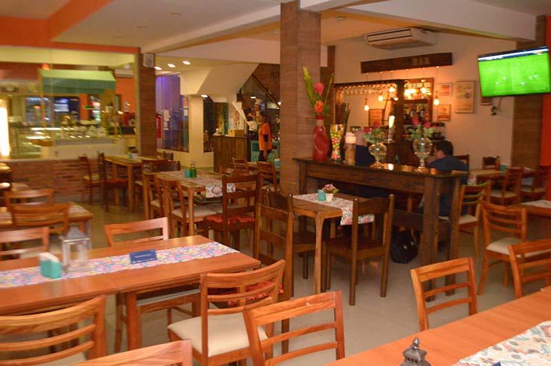 Así luce el salón principal del restaurante, ubicado en el primer piso. Hay otros ambientes, en el segundo y el tercer piso.