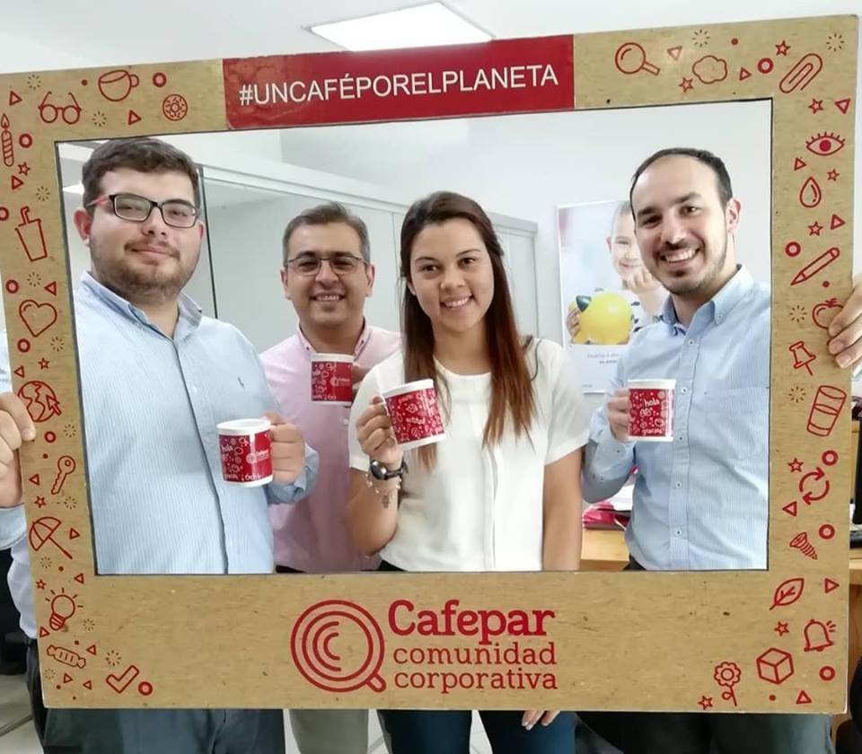cafepar un cafe por el planeta
