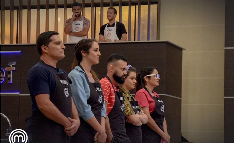 Fernando, Juliana, Isaías, Martita y Noelia, llegaron a la ronda de eliminación. Fernando fue el mejor y Martita e Isaías fueron los que llegaron hasta las últimas.
