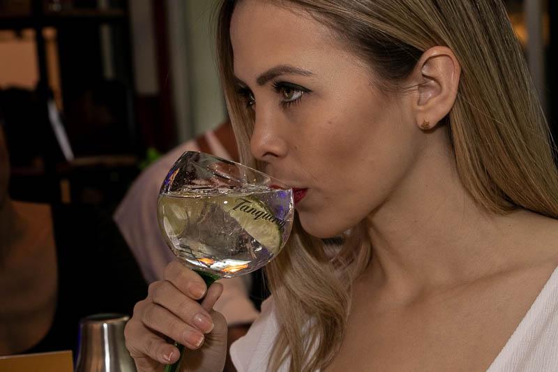 El gin tonic pasó a ser uno de los tragos preferidos por el público.