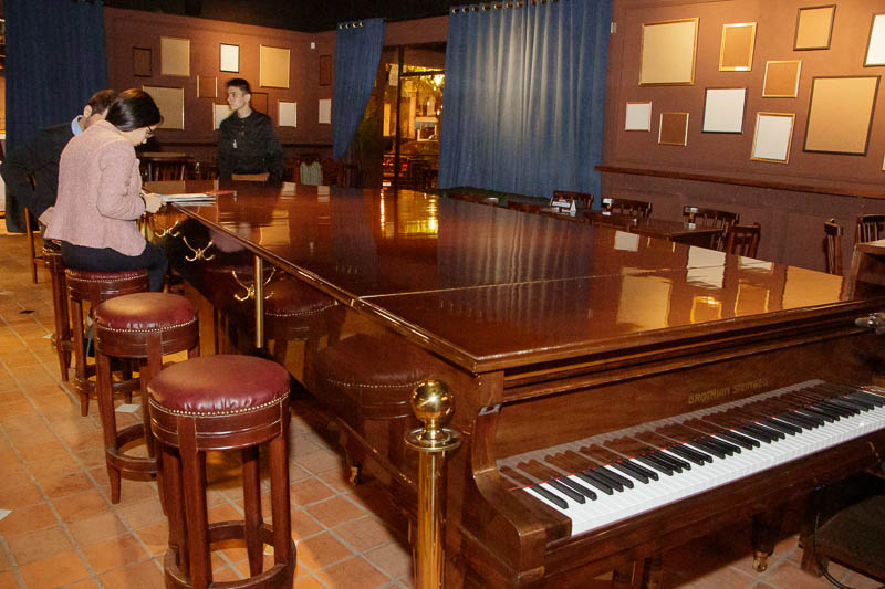 otra del piano