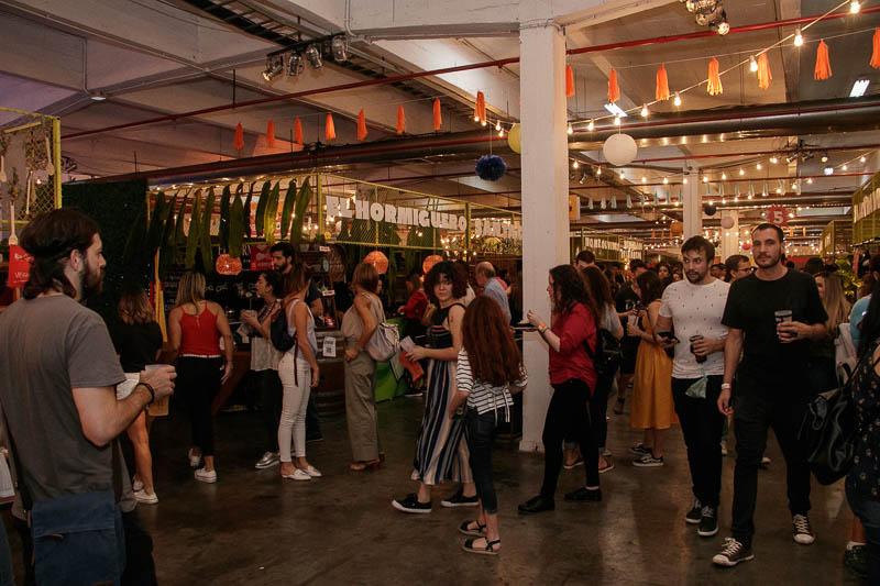 Desde el jueves hasta el domingo se realizó la Feria Paladar en el Centro de Convenciones Mariscal con un poco menos de convocatoria que años anteriores pero con una mejora en la oferta gastronómica