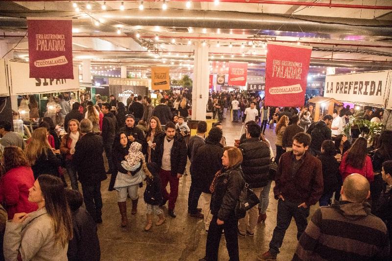 Foto de archivo de la edición 2018 de la Feria Paladar que mañana comienza en el Centro de Convenciones Mariscal y se prolongará hasta el domingo.