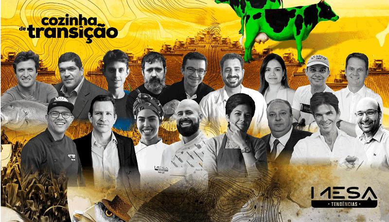 Afiche oficial del evento en donde en primer plano aparece nuestra compatriota Arami O´Hara que será una de las conferencistas junto al chef Sergio González.