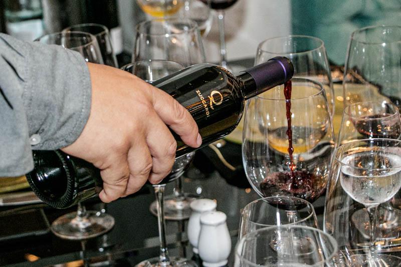 El vino Zuccardi Q cumplió 20 años y su representante en nuestro país, London Import reunió a un grupo de invitados para celebrar esa fecha.